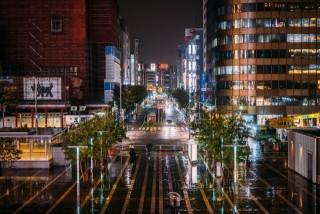 福岡市 街並み